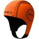 Zone3 Neoprene Swimming Cap badmuts oranje
